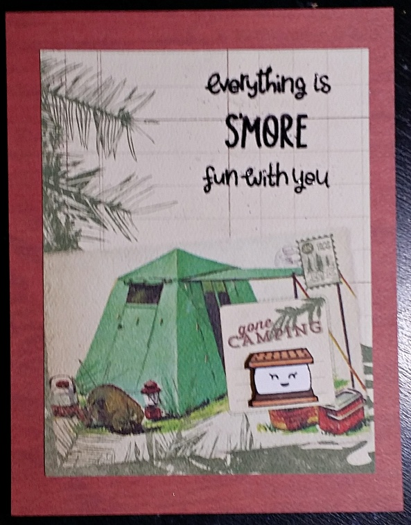 Everything is S'MORE fun with you!